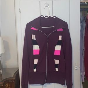 Lulu lemon zip up jacket